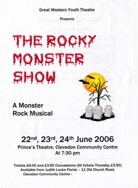 The Monster Horror Show 2006